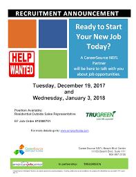trugreen recruitment southside career center