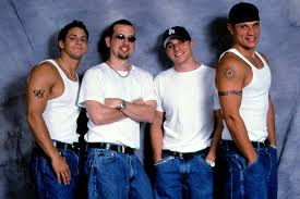 Gay member of 98 degrees