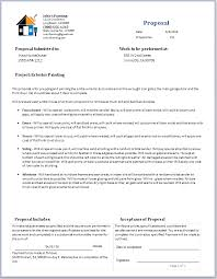 painting proposal template the paint estimator estimating for painting contractors ideas