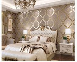 European Classical Interior Design Beibehang European Classic Personality Faux Leather 3d Wallpaper Bedroom Living Room Dining Background Wall Papers Home Decor