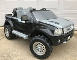 12 Volt Kids Ride-on Power Wheels Truck for Sale in Conway, AR ...