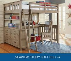 loft room furniture. simple room seaview study loft bed in room furniture