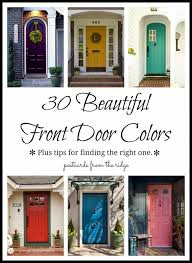 front door paint ideas 2Popular Front Door Colors 55 Nice Decorating With Front Door