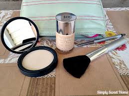 i picked up the healthy skin liquid makeup broad spectrum spf 20 in clic ivory shine control powder and the nourishing eyeliner in ed chocolate