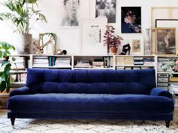 blue sofas living room: modern style blanca blue sofa white colorful unique rug design