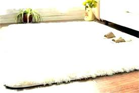off white rug fluffy faux fur medium size of area rugs awesome loading r ikea red gy