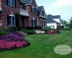 Small Picture Garden Design Garden Design with Front Yard Flower Bed Ideas u