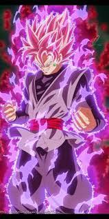 Goku Black Rose Wallpaper 4k Iphone ...