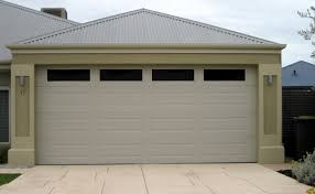 garage doors with windows or without