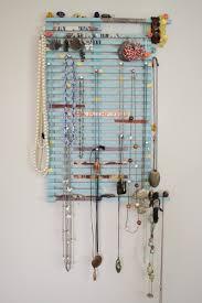 DIY Jewelry Organizer | Feed Your Skull