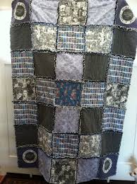 Handmade Doctor Who Rag Quilt | Rag quilt & Handmade Doctor Who rag quilt. I purchased all of the fabric through . Adamdwight.com