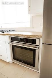 our kitchen remodel appliances real