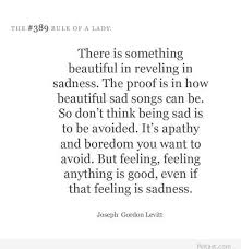 Beautiful And Sad Quotes Best of Quotes About Beauty And Sadness 24 Quotes