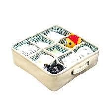 under bed clothes organizer storage drawer organizer under bed container bra clothes underwear socks box closet