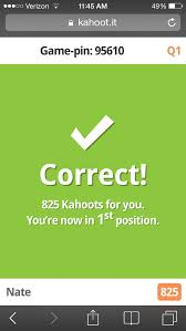 Especially during this time, where many are studying remotely. If You Like Socrative You Ll Love Kahoot Burlington High School Help Desk