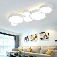 modern ceiling lights living room lighting led
