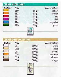 Cernit Color Chart The Polymer Clay Cernit Neon And Cernit Doll Collection