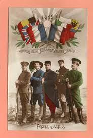 631 - Frères d'Armes - Angleterre - Italie - France - Belgique - Russie |  AMT Collections - Vente en ligne