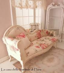 Shabby Chic Bedrooms Adults | Marie Antoinette shabby chic chaise longue  day bed - 1/