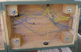wiring t trak andrew s blog adventures in n scale model railways the underside of the goods shed