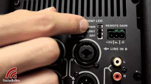 qsc k series powered speakers overview k8 k10 k12 qsc k series powered speakers overview k8 k10 k12