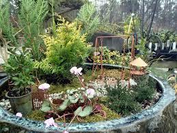 fairy gardens journal garden