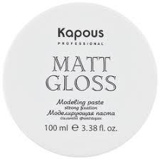 «Kapous Professional <b>Моделирующая паста для волос</b> сильной ...