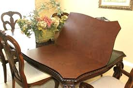 Custom Dining Room Table Pads Custom Design