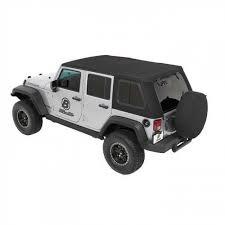 jeep wrangler 2015 4 door. bestop trektop pro softtop wremovable glass windows black twill for jeep wrangler unlimited 4 door 20072016 2015