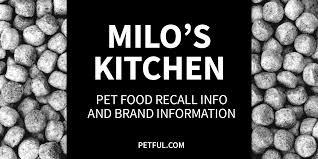 Country Kitchen Dog Treats Milos Kitchen Treats Recall Info Petful