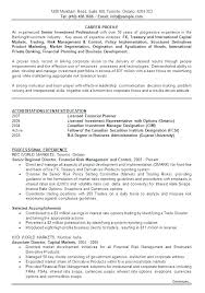 Canadian Format Resume – Resume Sample Web