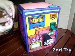 How To Make A Cardboard Vending Machine Cool Cardboard Vending Machine 48% PERFECTLY Made YouTube Craft