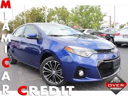 2015 Used Toyota Corolla S Plus at North Coast Auto Mall Serving ...