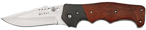 Купить cRKT The <b>Natural</b> (CR/7085W) - <b>складной нож</b> (Brown ...