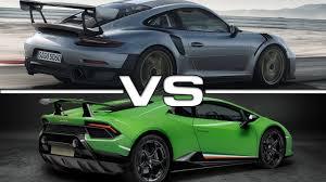 2018 lamborghini green. beautiful green 2018 porsche 911 gt2 rs vs lamborghini huracan perfomante and lamborghini green