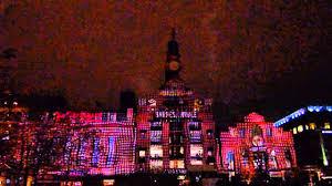 Inner Harbor Light Show Baltimore Inner Harbor Holiday Light Show 2012 Youtube
