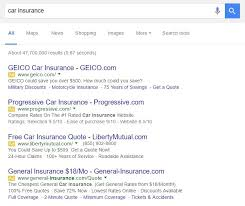 geico com quote unique how to target landing pages to spend less on ppc