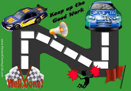 Race Car Incentive Chart Jeding