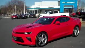 chevrolet camaro black and red. 2016 chevrolet camaro ss red hot burns cadillac rock hill sc charlotte nc youtube black and