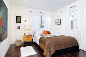 Vintage Modern Silverlake Bedroom eclectic-bedroom