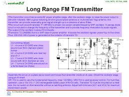 walkie talkie Wiring Schematic Diagram 200m Fm Transmitter Simple Circuit Wiring Schematic Diagram 200m Fm Transmitter Simple Circuit #83