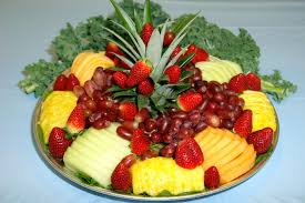 Decorated Fruit Trays SANDWICH PLATTERS Google Search parties Pinterest Sandwich 31