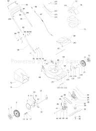 Mcculloch m46 450cd 966524101 parts diagram page 1