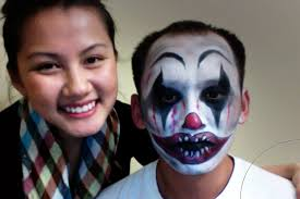 ideas source scary clown makeup designs hairstly org