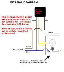 touch lamp dimmer switch wiring diagram mr16 socket inside light