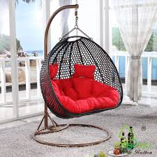 rattan bag rattan chair outdoor swing hanging basket