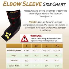 Copper Compression Elbow Sleeve