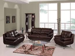 Leather Furniture For Living Room Brown Leather Sofa Stylish Modern Brown Upholstery Leather