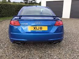 Audi Tt William Taggart Car Sales Used Cars Ni
