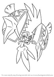 Pokemon Sun And Moon Drawings Wwwpicswecom